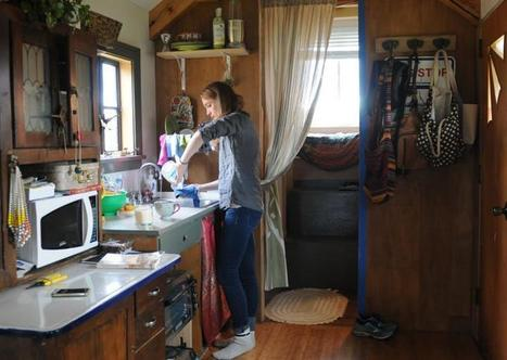 Hadley tiny house owner in legal limbo over zoning regulations, may have to move - GazetteNET | ultralight living | Scoop.it