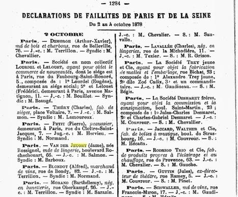 Comment effectuer une recherche dans Gallica | La Gazette des Ancêtres | L'écho d'antan | Scoop.it
