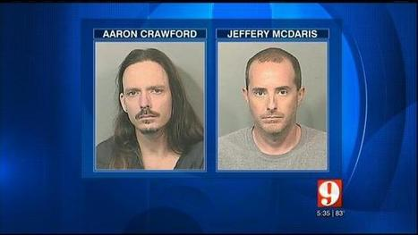 Palm Bay men arrested on charges of stealing copper from... | Safety Tips | Scoop.it