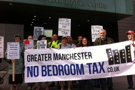 Bedroom tax protest storm brewing for Freud at CIH conference » Housing » 24dash.com | Welfare, Disability, Politics and People's Right's | Scoop.it
