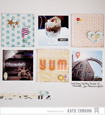 American Crafts Studio Blog: Grid Design Layouts by Katie Ehmann | Graphic Design Articles | Scoop.it