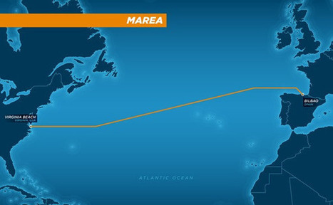 Microsoft and Facebook to build 4,100-mile private undersea cable between US and Europe   Internet and websites   Scoop.it