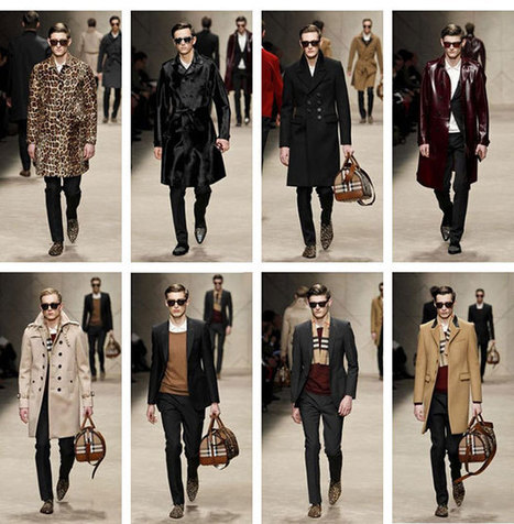 Designer Profile: Christopher Bailey | Mens Fashion | Styling Tips for Men | Scoop.it