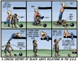 White Privilege & Anti-Racism in the Funnies | Bicultural Mom™ | Community Village Daily | Scoop.it