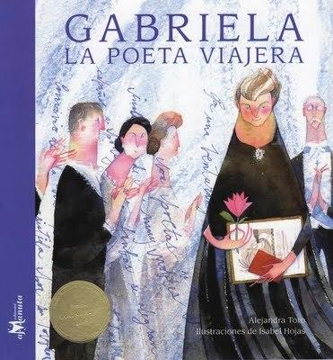 Poesia Infantil i Juvenil: Gabriela, la poeta viajera: llibre de poesia infantil | Lecturas extraescolares | Scoop.it