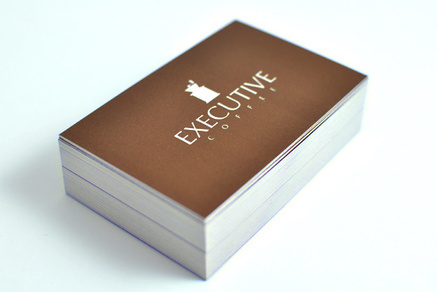 Excecutive Coffee - Branding and stationery for Executive Coffee | Clip Creative and PR | Scoop.it