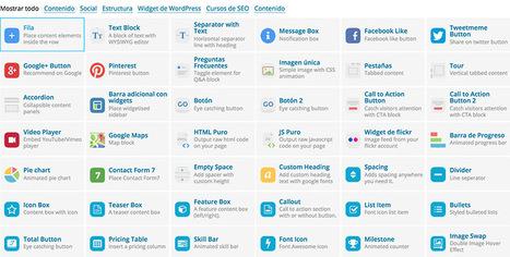 Guía de Visual Composer: el plugin que cambió WordPress   Diseño web - recursos   Scoop.it
