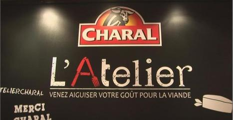 Atelier Charal : meltyFood y était ! (Vidéo Exclu) - meltyFood   food events   Scoop.it