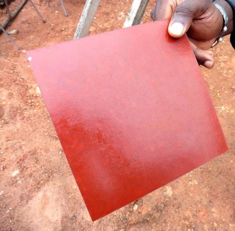 Turning plastic waste into roofs in Burkina Faso   Metamorphosis   Scoop.it