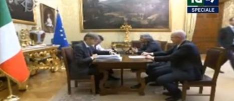 L'incontro tra Grillo e Renzi | Società e Politica | Scoop.it