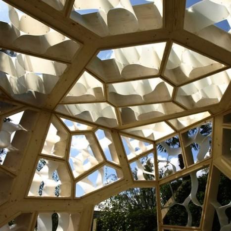 Eureka Times Pavilion par Nex Architecture | Architecture pour tous | Scoop.it