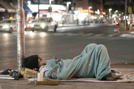Un homme a trouvé la solution pour résoudre le problème de sans-abris | Changer la société pour éliminer la pauvreté | Scoop.it