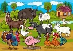 Les animaux dans les expressions imagées de la langue française | Correctrice Web | Correctrice-Web | Scoop.it