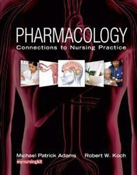 Test Bank For » Test Bank for Pharmacology: Connections to Nursing Practice, 1 Edition : Michael P. Adams Download   All Test Banks   Scoop.it