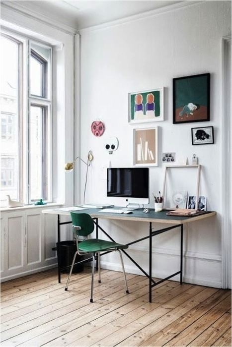 How to Create the Perfect At-Home Office | Website Design & Website Marketing | Scoop.it