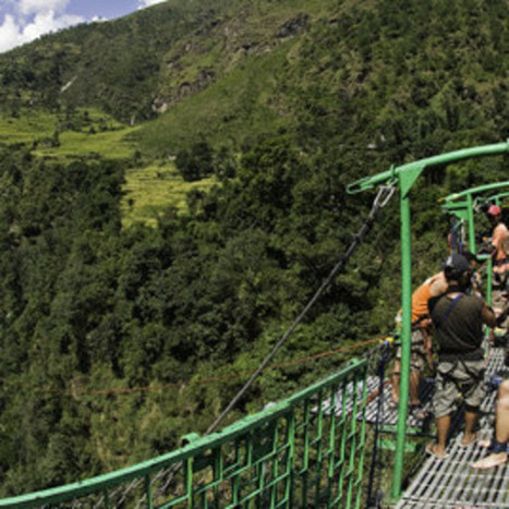 Bungy Nepal knows the needs of young travellers, so they attached with The Last Resort.   Bungee Jump In Nepal   Scoop.it