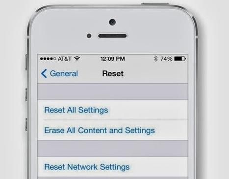 Fix iOS 7 Facetime & iMessage Errors | Unlock iOS 7 | Scoop.it