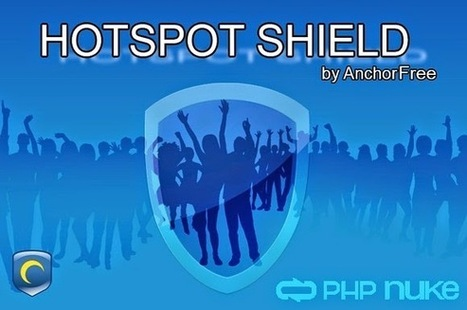 Hotspot Shield | batmat | Scoop.it