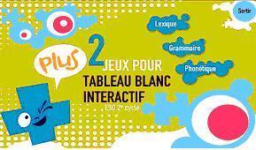 Jeux pour Tableau Blanc Interactif | Remue-méninges FLE | Scoop.it