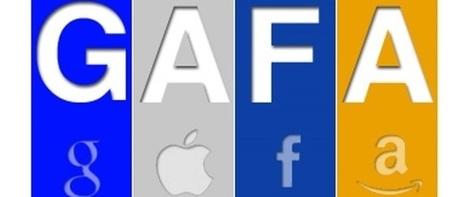 L'économie digitale selon les GAFA | L'actu de la Comm' | Scoop.it