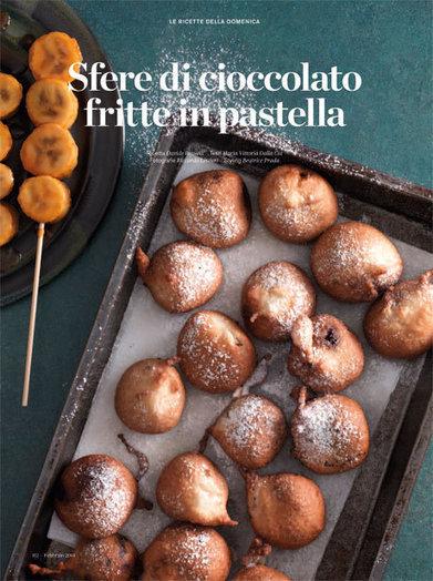 La Cucina Italiana - Anteprima febbraio: ricetta della domenica | Ricette | Scoop.it