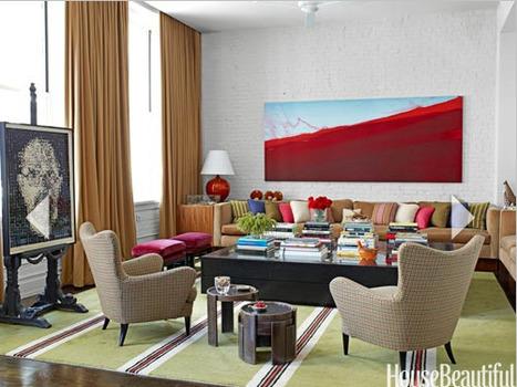 "Fun Family Rooms   Alexanian Carpet & Flooring - ""The World at Your Feet"" www.alexanian.com   Scoop.it"
