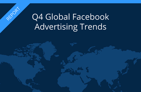 The Biggest Quarter Ever for Paid Facebook Advertising | MarketingHits | Scoop.it