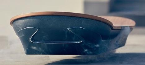 Une nouvelle vidéo pour le hoverboard de Lexus | SerenDeep | Scoop.it