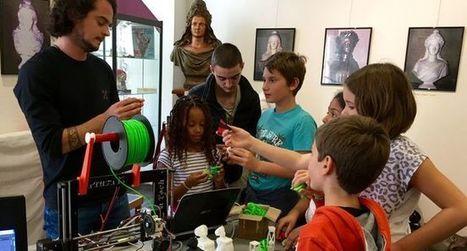 Le Fab Lab poursuit son aventure  au contact des Appaméens | Pamiers | Scoop.it