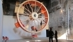 Two Artists Created And Are Living In A Giant Hamster Wheel - DesignTAXI.com | tech | Scoop.it