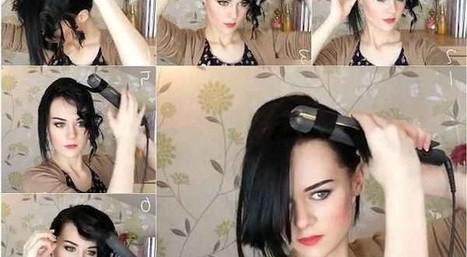 Hairsytle tutorial | womensmax | Scoop.it
