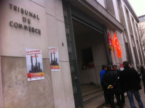 En direct. Petroplus : les deux dernières offres rejetées   Actualités de Rouen et de sa région   Scoop.it