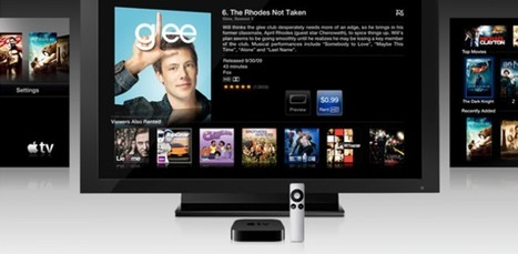 » How Apple Would Reinvent Your Big-Screen TV | Social TV is everywhere | Scoop.it