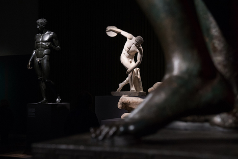 'Defining Beauty: The Body in Ancient Greek Art' opens at the British Museum | Art Daily | Kiosque du monde : A la une | Scoop.it