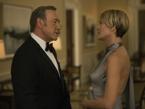 In its third season, House of Cards tries a little empathy   Empathy and Compassion   Scoop.it
