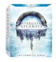 Stargate Atlantis: The Complete Series [Blu-ray] | AJK-Web | Scoop.it