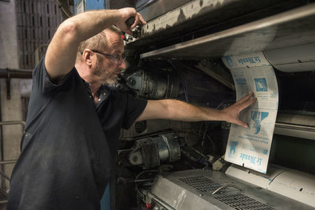 L'imprimerie du «Monde» ferme ses portes après près de trente ans d'existence | Emi Journalisme | Scoop.it