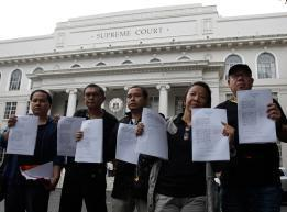 Media groups, Filipinos protest tough cyber law | Cyber Crime Law | Scoop.it