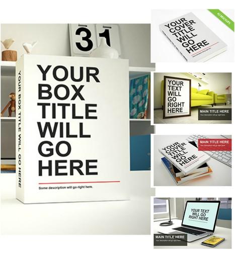 Free Mockups | Smarty Creative Bundle (40 PSD Mockups) | Design Freebies & Deals | Scoop.it