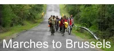 Who we are | Marches to Brussels | #15O United for #globalchange | Scoop.it