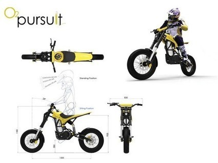 Future Transportation - O2 Pursuit Motorcycle | The New Public Administration: Arctic Bridge for Social Justice | Scoop.it