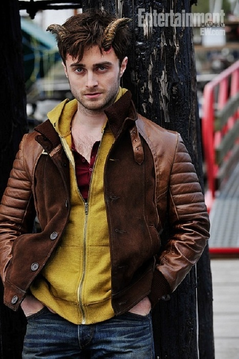 Horns : Les cornes de Daniel Radcliffe en photos (spoilers) | And Geek for All | Scoop.it