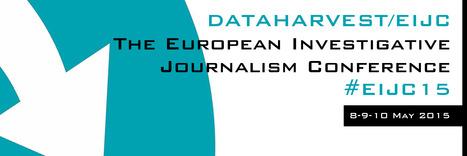 DataHarvest 2015: quelques exemples de projets de datajournalisme   DocPresseESJ   Scoop.it