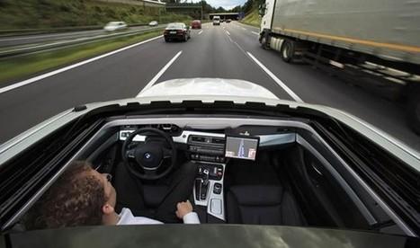 Voiture autonome : le problème, c'est l'homme ! | Philosophie et réseau | Scoop.it