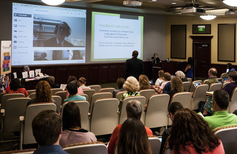 Librarians converge at Penn State for statewide information literacy ... | Academic Libraries | Scoop.it