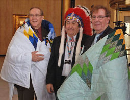 Tribal chairman asks state to share oil wealth - Bismarck Tribune | Tribal Government | Scoop.it