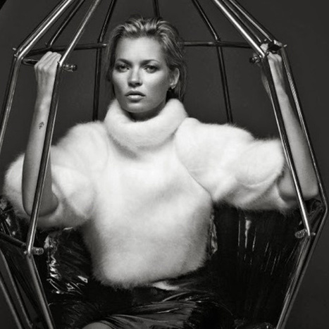 Kate Moss for Zoo Magazine | Monte Carlo Style | Scoop.it