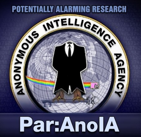 Anonymous, Wikileaks & Par:anoIA, evolution of hacktivism | Security Affairs | Team-Up Magazine - Marco Bavazzano's newspaper | Scoop.it