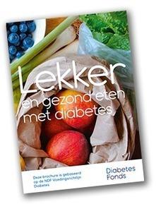 Brochure: Lekker en gezond eten met diabetes | Health | Scoop.it