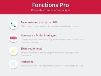 Scanbot | Scanner PDF – Applications Android sur GooglePlay | Actus vues par TousPourUn | Scoop.it